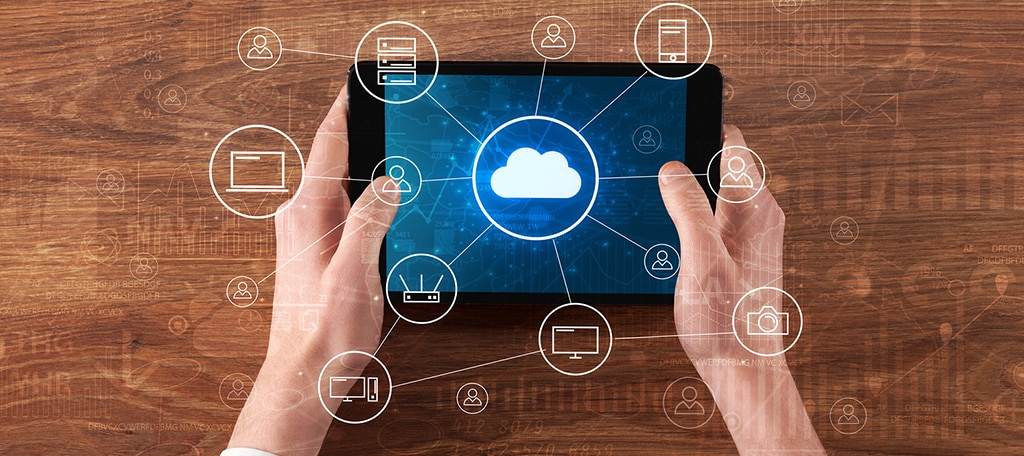 Backup through Cloud Storage