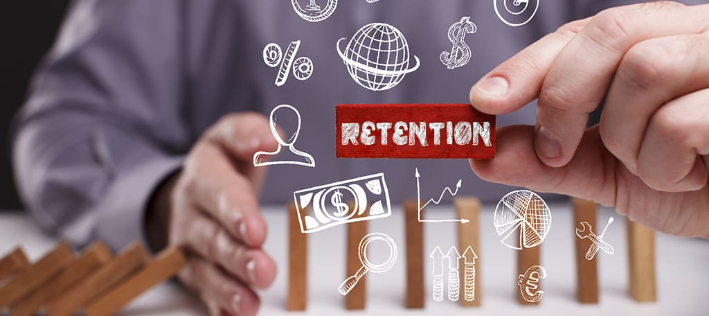 Pay Attention to Retention