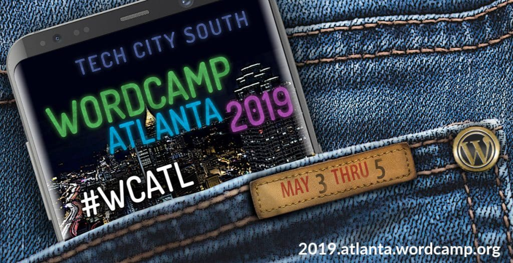WordCamp Atlanta 2019