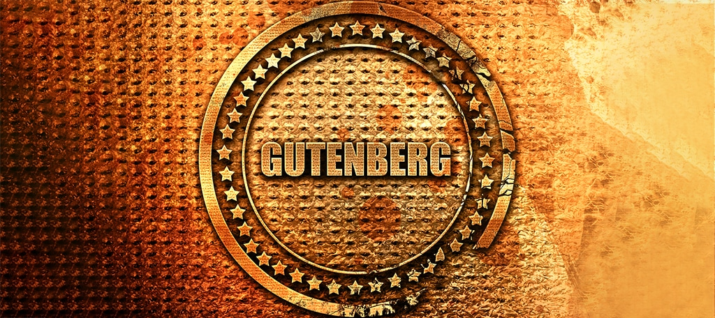 What is gutenberg