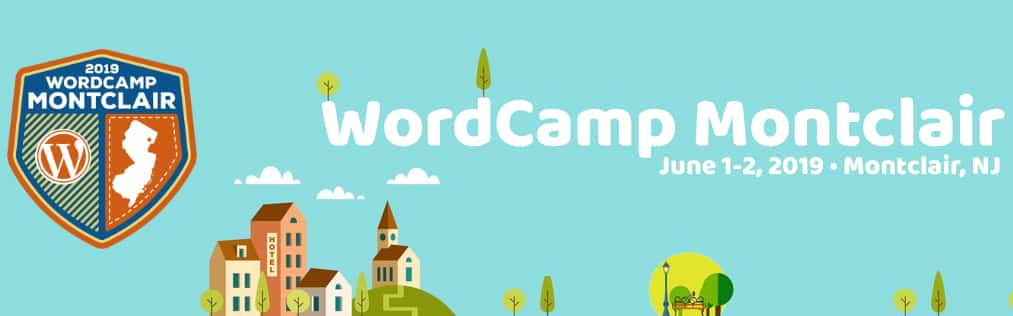 WordCamp Montclair 2019