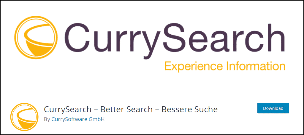 CurrySearch