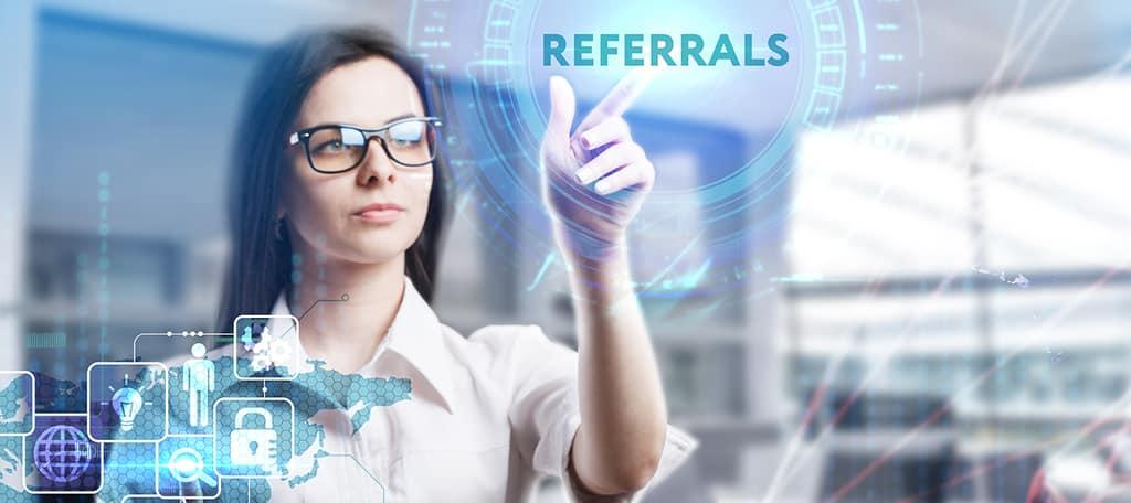 Referral marketing channels