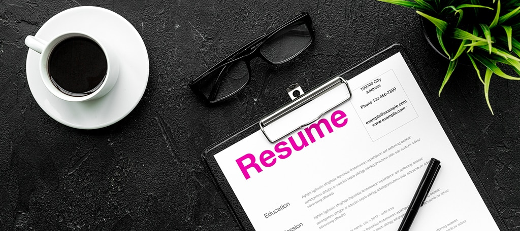 Build a good resume to post on linkedin