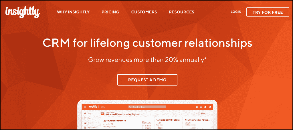 Insightly best crm