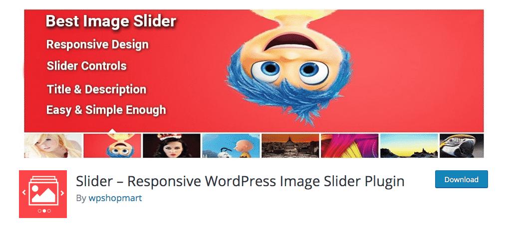 Ultimate responsive slider