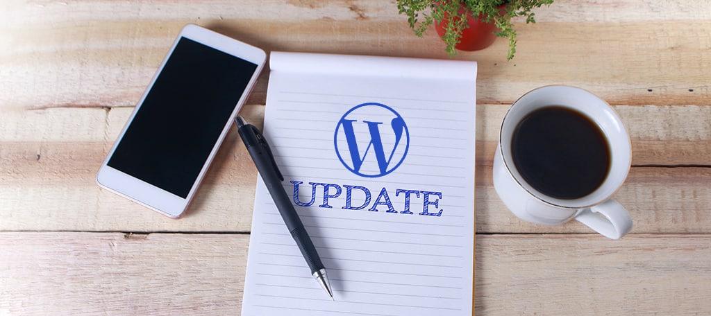 Update WordPress Itself