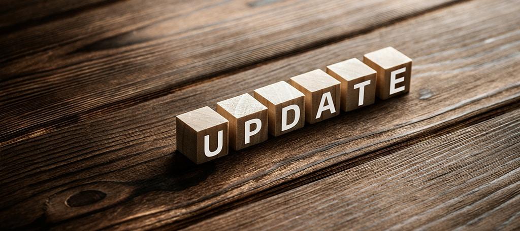 Perform wordpress updates