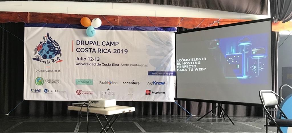 Drupal Camp Banner