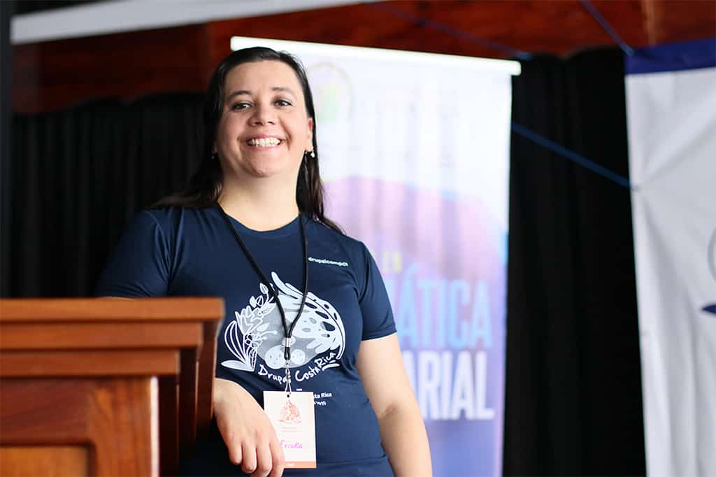 Ericka Barboza Talk