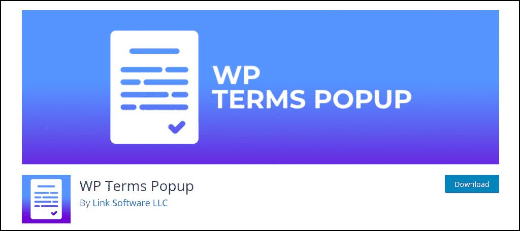 WP Term Popup