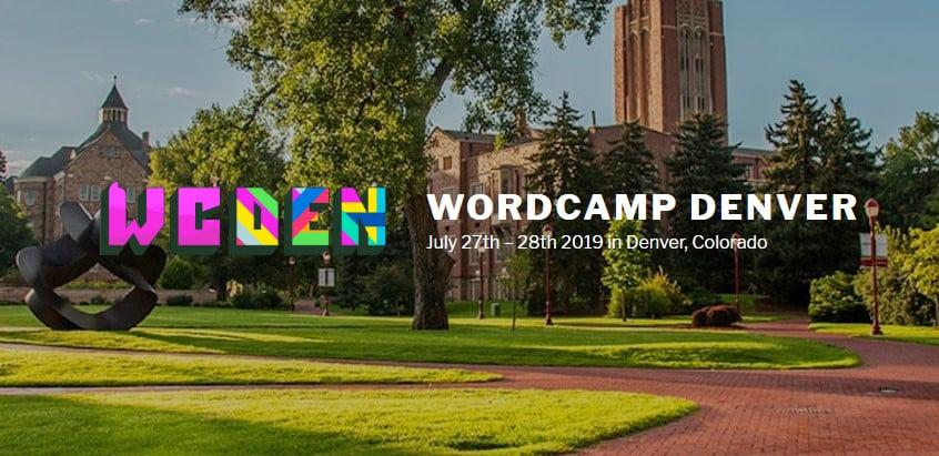 WordCamp Denver 2019