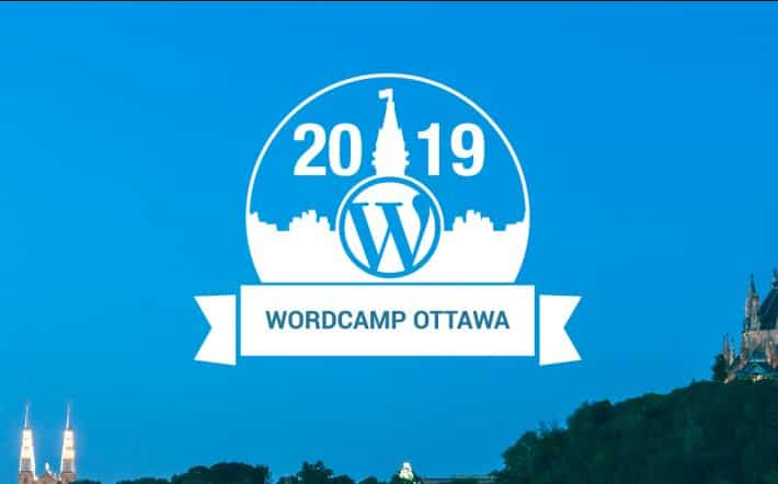 WordCamp Ottowa 2019
