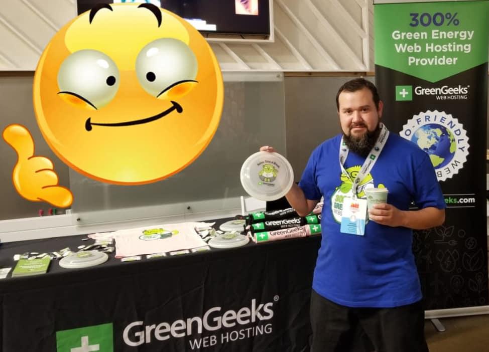 GreenGeeks Swag