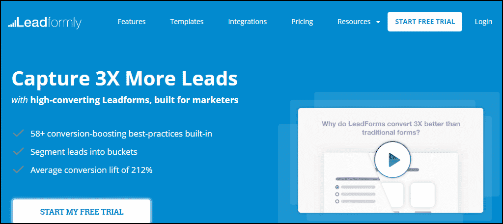 Leadformly integrates with ActiveCampaign