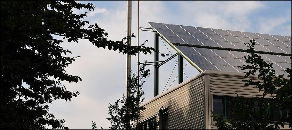 Office Solar Panel