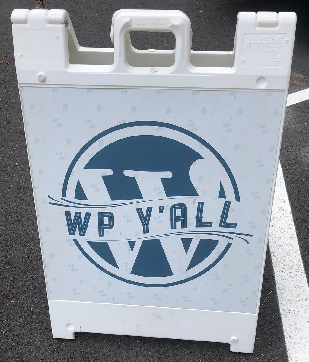 WPYALL Sign