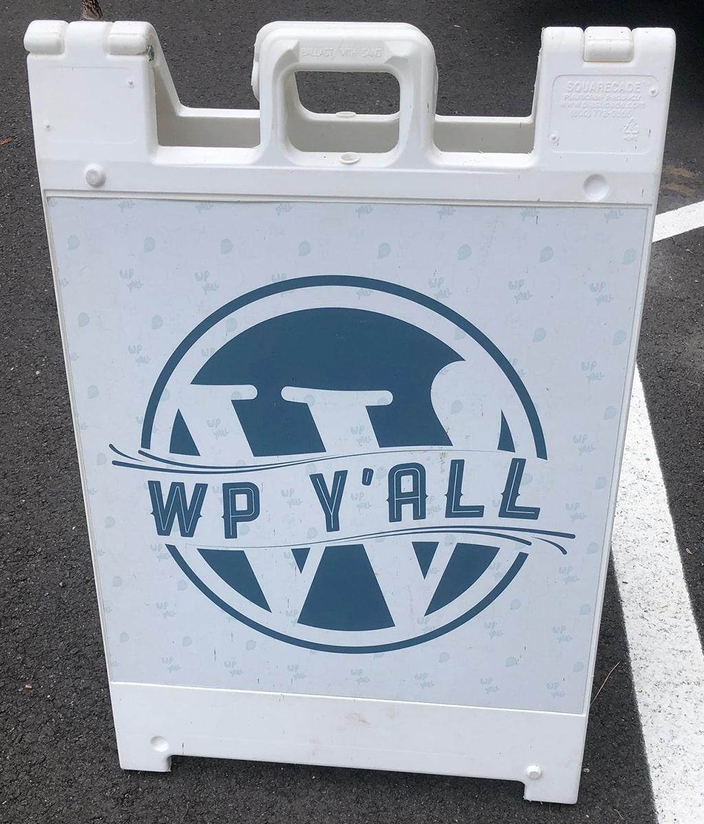WPYALL Sign