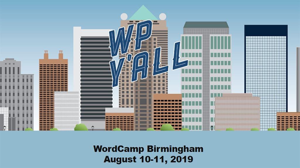 WordCamp Birmingham 2019