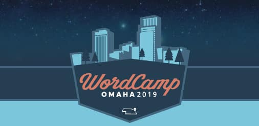WordCamp Omaha 2019