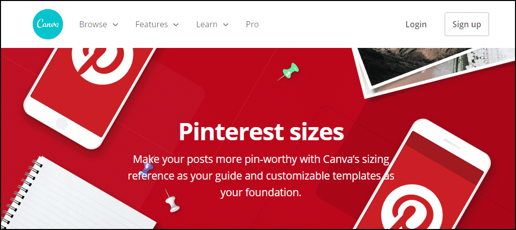 Canva Pinterest
