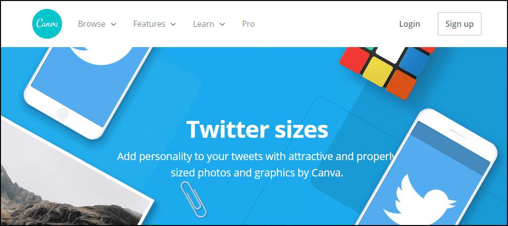 Canva Twitter