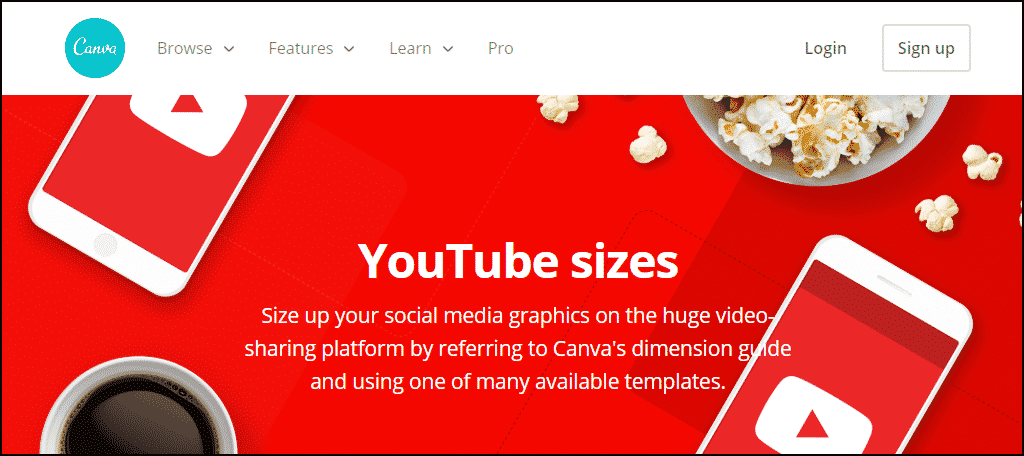 Canva YouTube