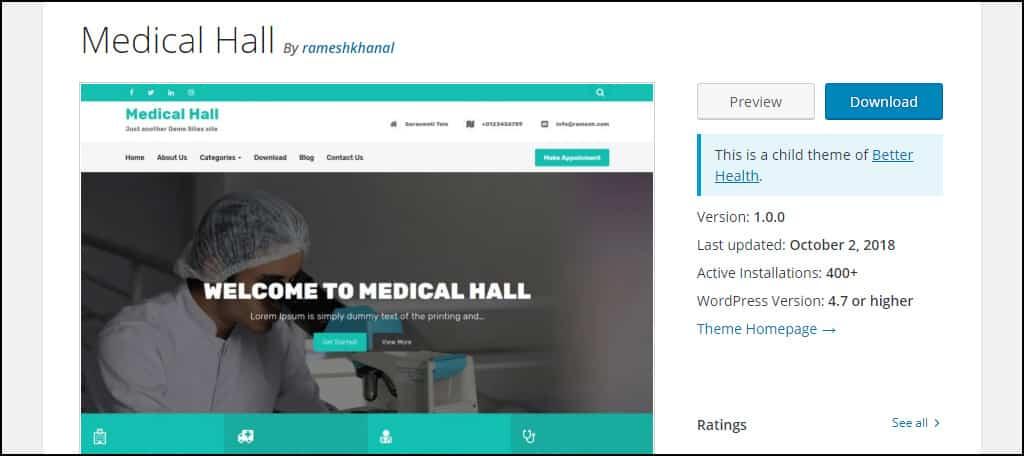 Medical Hall