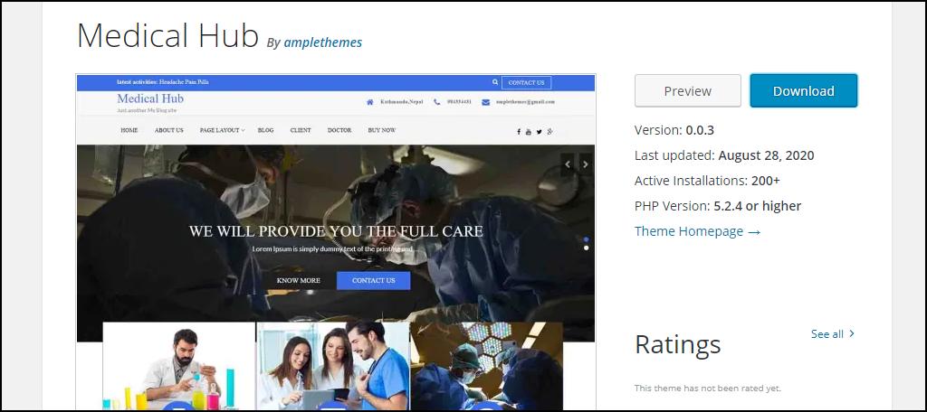 Medical Hub