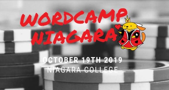 WordCamp Niagara 2019