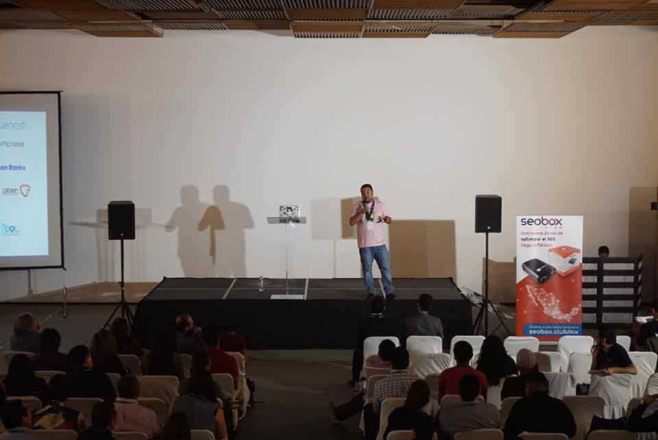 Marco WordCamp Mexico City 2019