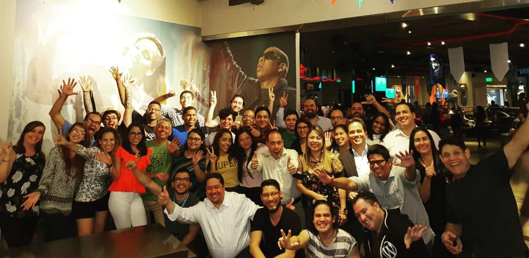 WordCamp Panama Group Photo