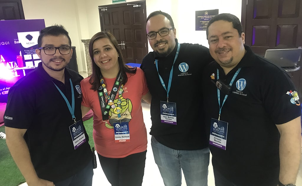 WordCamp Panama Organizers