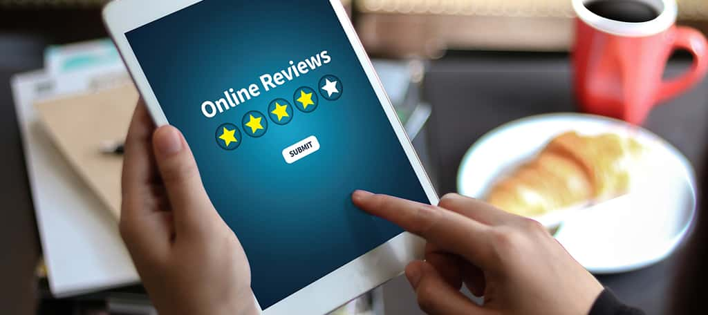 encourage happy customers to review