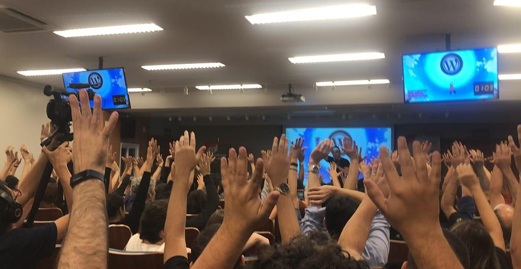 Spirit Bomb WordCamp Sao Paulo 2019