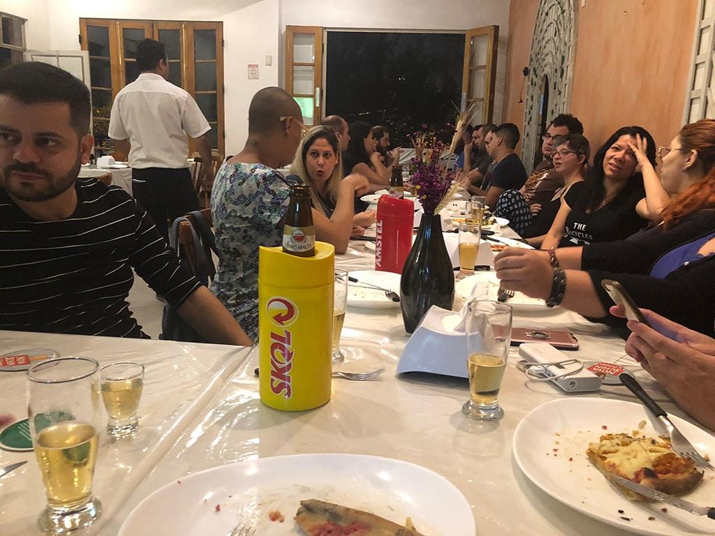 WordCamp Sao Paulo 2019 Speaker Party