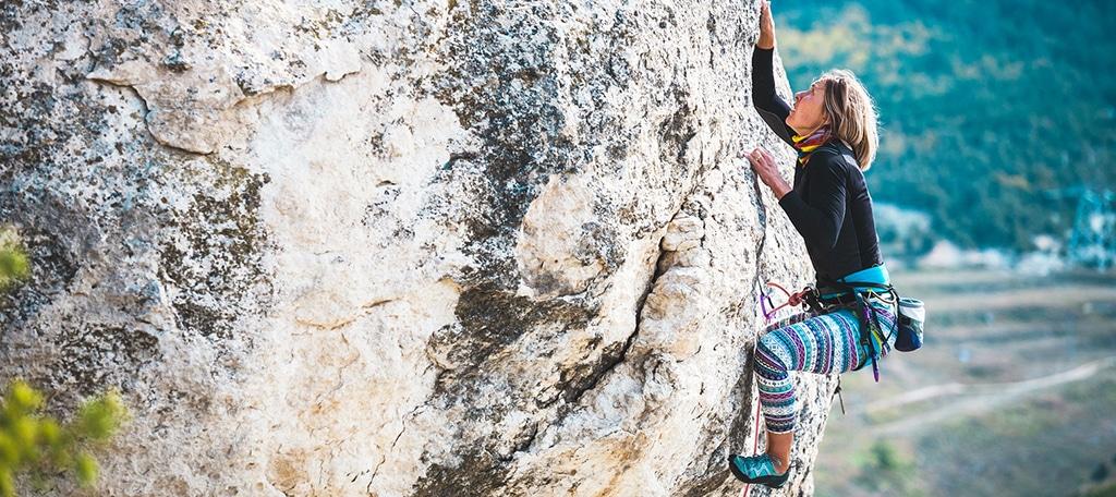 Keep Trying to Climb