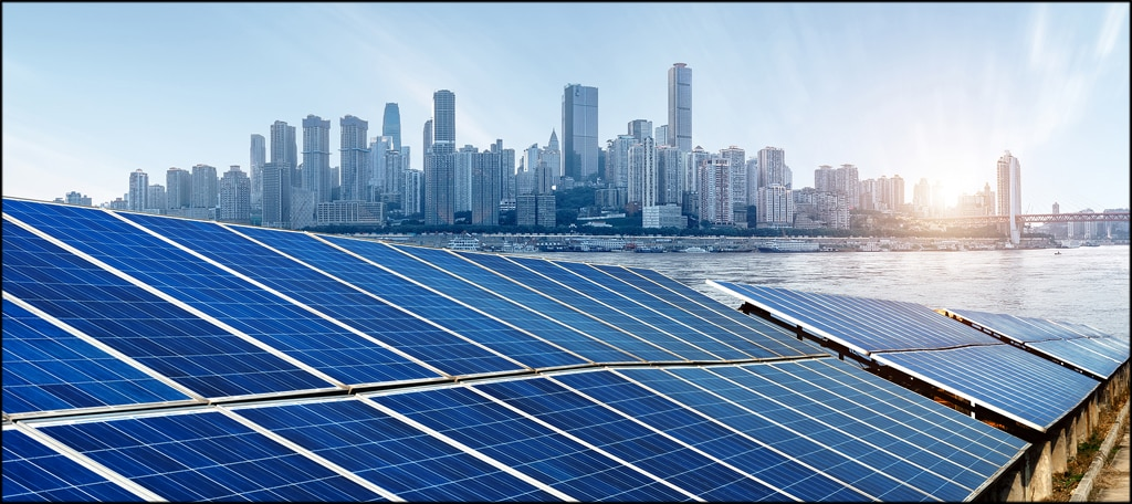Chongqing China Solar Panels