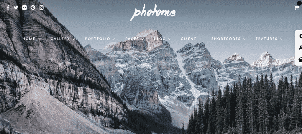 PhotoMe theme