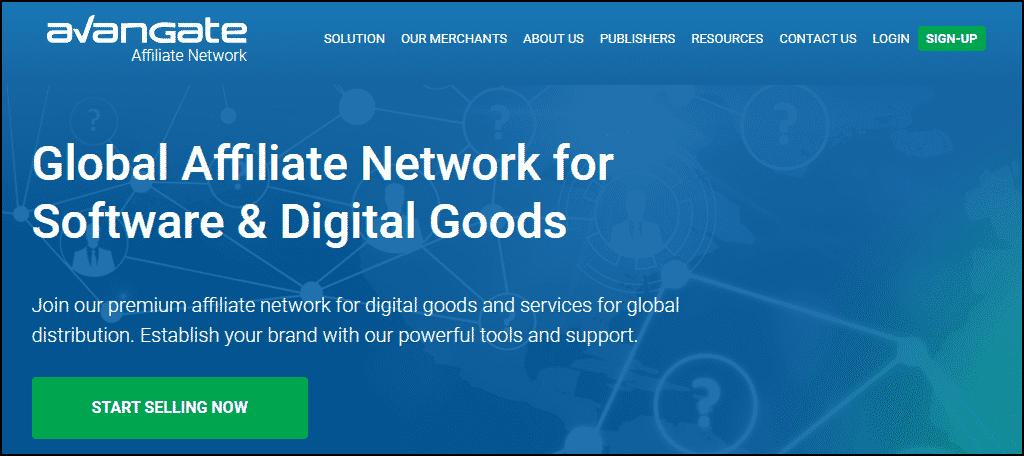 Avangate website