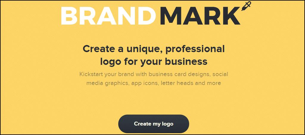 Brandmark website