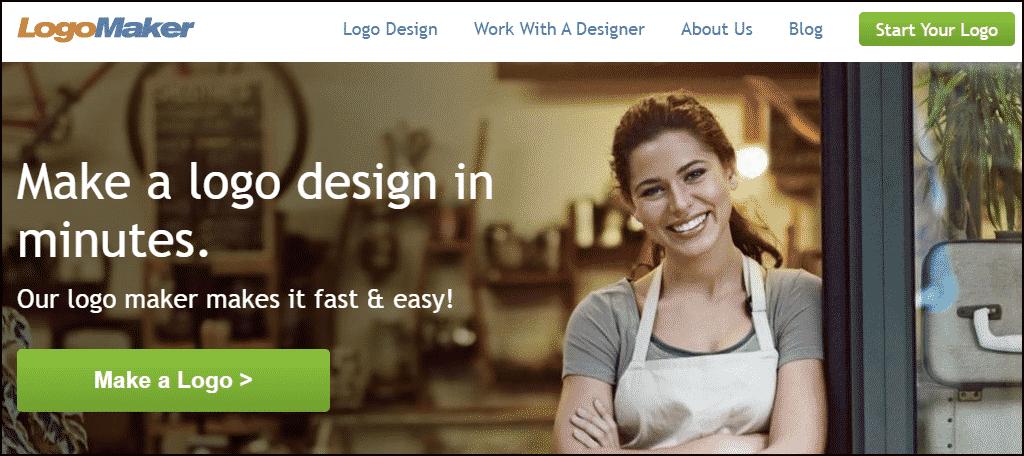 Logomaker website