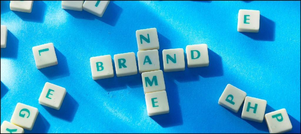 Finding a Brand Name