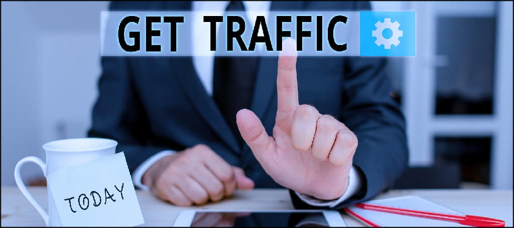 Get Organic Traffic