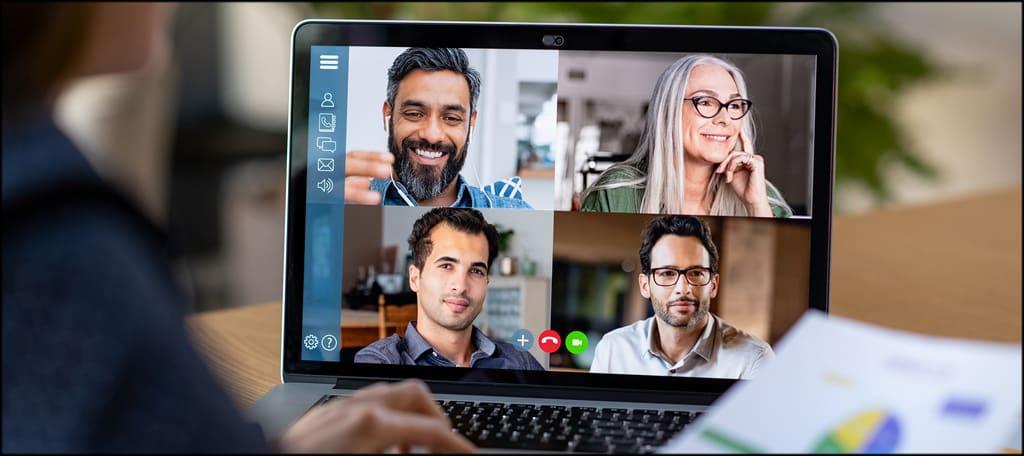 Online Office Meetings