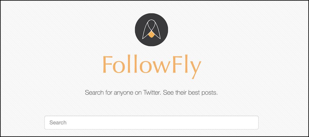 FollowFly twitter tools