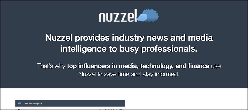 Nuzzel twitter tools