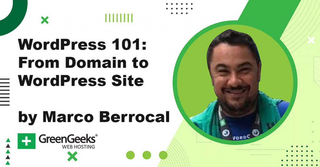 Learn WordPress with Marco Berrocal