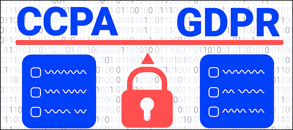 CCPA and GDPR