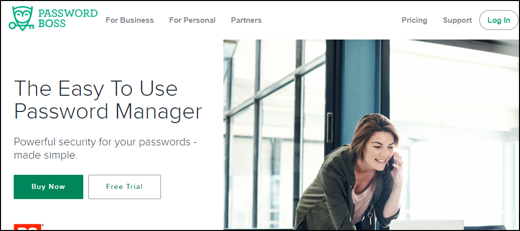 Password Boss password manager